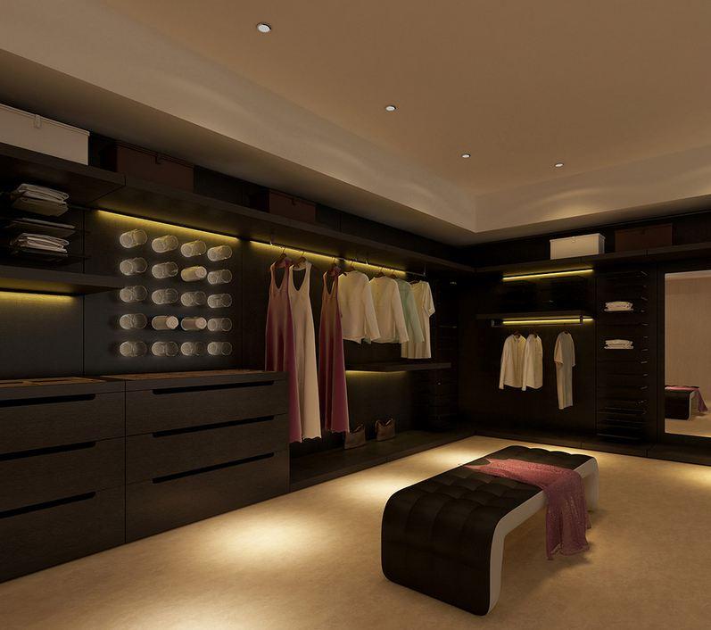 Modern Home Design October 2012: Yeni Trend: Giyinme Odaları « Modern Home Design